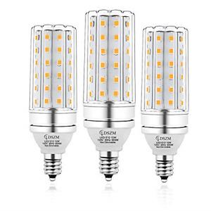 E12 LED Bulbs, 12W LED Candelabra Bulb 100 Watt Equivalent, 1200lm, Decorative 3