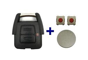 Ersatz Schlüssel Gehäuse für Opel Zafira A Vectra B Omega B Astra G Frontera