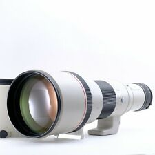 """""""Exc+++++"""" Canon New FD L 500mm f/4.5 FD Lens Great Optics 12185 from Japan"""
