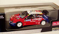 1/18 CITROEN XSARA WRC Rallye Suède 2004 S. Loeb/D. Elena