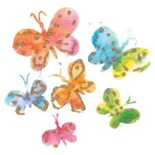 Butterflies  with Glitter   Tshirt    Sizes/Colors
