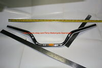 Motorcycle Handle Bar Kawasaki GTX AR135 Chromed Steel 7/8 inches