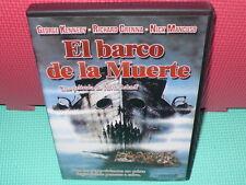 EL BARCO DE LA MUERTE - CINE TERROR - GEORGE KENNEDY -  dvd
