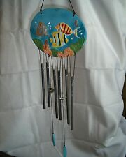 Tropical Fish Windchimes 20 Inches Long