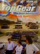 Top Gear The Great Adventures US Special DVD Ultimate UK Release New Sealed R2