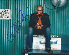 Dave Chappelle Signed 8x10 Chappelle Show Tyrone Biggums Clayton Bigsby Comedian