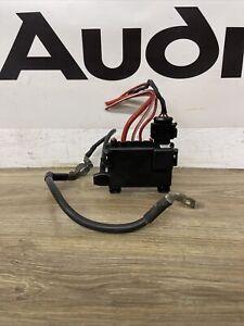 AUDI TT MK1 98-06 8N ENGINE BAY BATTERY TOP FUSE BOX AND COVER 8N0937550A OEM