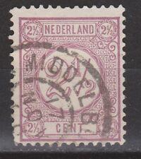 NVPH Netherlands Nederland nr 33 CANCEL MIDDELBURG Cijfer 1876