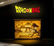 Dragonball Z Anime Manga LED Tischleuchte Nachtlicht Licht tablelamp 25.5X18cm
