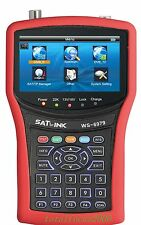 Satlink ws-6979 dvb-s2/dvb-t2, MPEG4 HD combo satellite finder HD Combo Spectrum