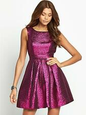 BNWT Definitions Party Prom Dress Size 12 RRP £87
