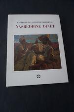 Nasreddine DINET un maître de la peinture algérienne tirage limité !