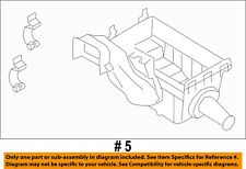 FORD OEM Air Cleaner Intake-Lower Tray BT4Z9A600A