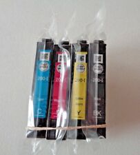 Epson 200 Ink Cartridges CMYK Set of 4 OEM NEW Genuine Sealed T200