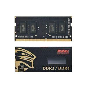 Werkbank Speicher RAM Computer Laptop DDR4 4GB 2666MHZ KingSpec Blister
