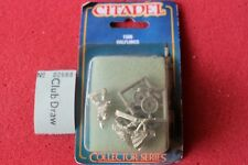 Citadel Collectors Series Halflings Chaos Games Workshop Metal Figures New GW
