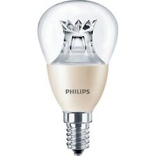 PHILIPS MASTER LED gotas lámpara lámpara de araña Lustre 4w=25w cálido regulable