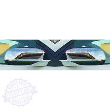 Fit for 2010 2011 2012 2013 Ford Mustang Chrome Mirror Covers ( 2PCS )