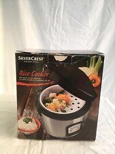 Silvercrest Rice Cooker New