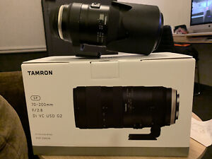 Tamron 70-200mm f2.8 Di VC USD G2