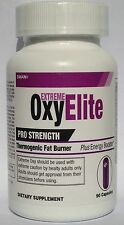 Extreme Oxy Elite Pro Strength Thermogenic Fat Burner & Energy Booster by Swan