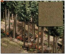 BUSCH HO scale ~ 'PINE FOREST' SCATTER MATERIAL ~ # 7529 model train scenery