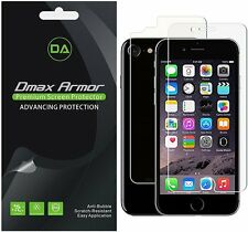 3x Dmax Armor Front & Back Anti-Glare Matte Screen Protector for Apple iPhone 7