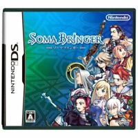 USED ​​Nintendo DS Soma Bringer game soft Japan import