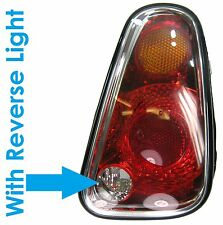 Rear tail light lamp for BMW Mini One Cooper 2004-06 NEW + reverse R50 R53 O/S