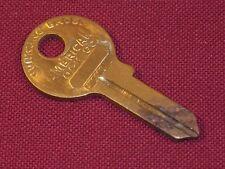 Vintage / Antique American Lock American Padlock Junkunc Bros Key Blank 1046