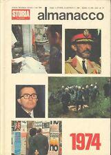 STORIA ILLUSTRATA - ALMANACCO 1974