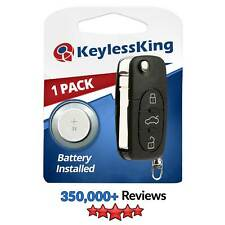 Fits 1998 1999 2000 2001 VW Golf Keyless Entry Remote Car Key Fob HLO1J0959753F