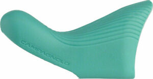 Campagnolo Power-Shift Comfortable Bicycle Lever Hoods Replacement Pair Teal