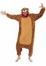 SAZAC Leopard Kigurumi - Adult Costume