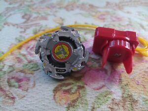 Wolborg 8 Bearing Burst Beyblade BOOSTER B-121 + portachiave keychain wolborg
