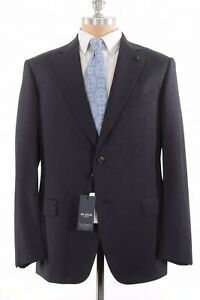 Pal Zileri Concept NWT Sport Coat Size 44R In Black & Gray Wool Cotton $898