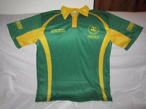 SOCCEROOS JOHNNY WARREN MEMORIAL CUP 2014 SHIRT JERSEY SIZE LARGE
