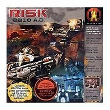 Risk 2210 AD Avalon Hill Hasbro Strategy Board Game FREEPOST