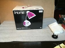 NEW Ihome Lamp/  Charging Station Ihl22