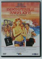 """dvd """" Indomptable Angélique """" Michèle Mercier / Robert Hossein"""