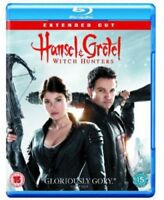 Hansel and Gretel: Witch Hunters - Extended Cut [Blu-ray] [Region Free] [DVD]