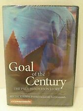 Goal Of The Century The Paul Henderson Story DVD Special Edition Crossroads New