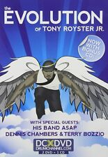 Tony Royster Jr.: The Evolution of Tony Royster Jr. DVD