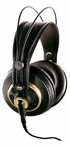 AKG K-240 Studio Kopfhörer Halboffen Dynamisch Mixing Recording Over-Ear Musiker