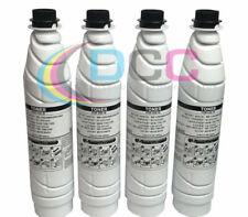 Lot of 4 Comaptible Black Toner Cartridge Lanier LD345 884922