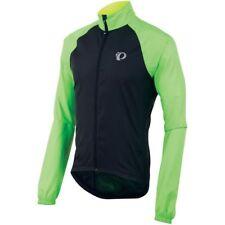 Pearl Izumi Elite Barrier Jacket Men Herren Fahrradjacke M Black/screaming Green