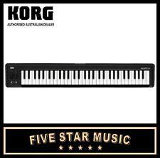 KORG MICROKEY AIR 61 BLUETOOTH WIRELESS MIDI KEY CONTROLLER KEYBOARD