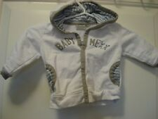 MEXX Baby Complete outfit Hoodie Pants Tshirt Size 0-3 Months Boys