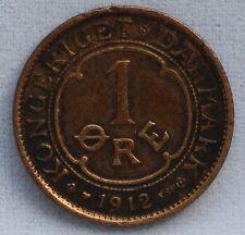 Denemarken- Denmark - 1 Ore 1912
