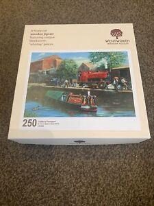 wentworth jigsaw - Cadbury Transport - 250 Pieces